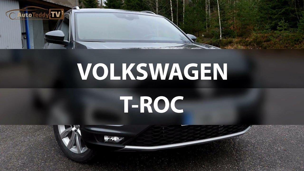 Vw T Roc >> Minkalainen Auto On Volkswagen T Roc