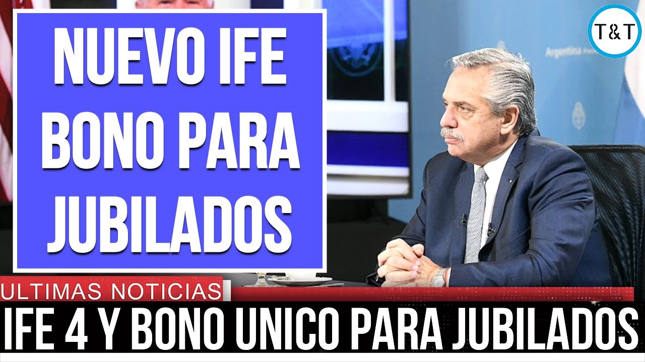 JUBILADOS y AUH; NUEVO IFE y NUEVO BONO DE 💲6.000 PESOS, DETALLES IMPORTANTES 📌 NOTICIAS DE ANSES
