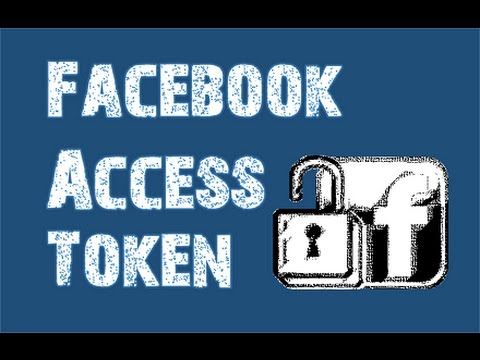 Facebook Access Token 2017 (Never Expire)