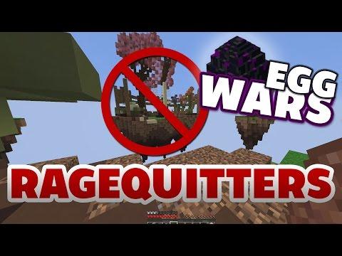 RAGE QUITTERS!! - EGG WARS TEAM TDT #181