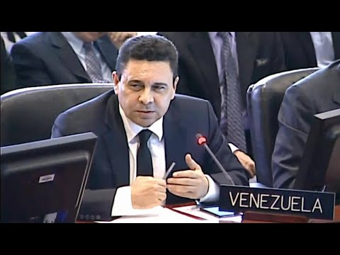 Venezuela announces it will withdraw from Organization of American States