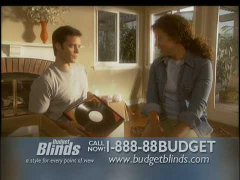 Memphis Meets Manhattan Budget Blinds Commercial Youtube