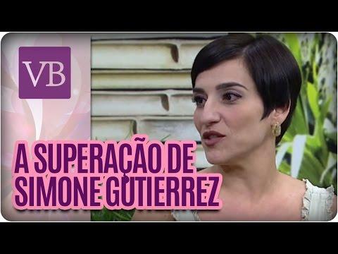 A História De Simone Gutierrez - Você Bonita (15/04/16)