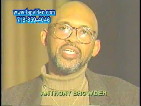 Dr.  Anthony Browder: Your Second Education