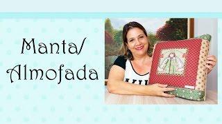 Kit Soneca: Manta que vira Almofada