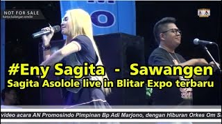 Download Mp3 #eny Sagita  -  Sawangen - Sagita Asolole Live In Blitar Expo Terbaru
