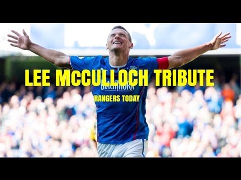 Lee McCulloch RFC Tribute