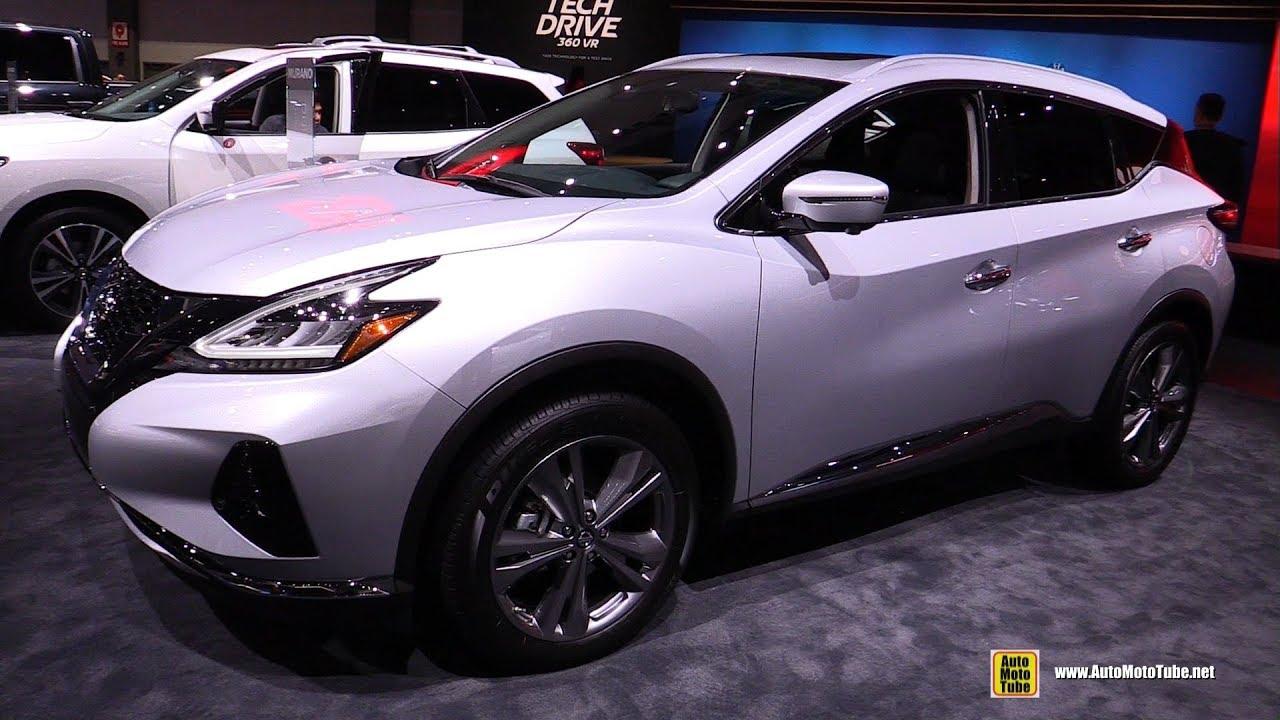 Nissan Murano Exterior And Interior Walkaround Debut At  La Auto Show
