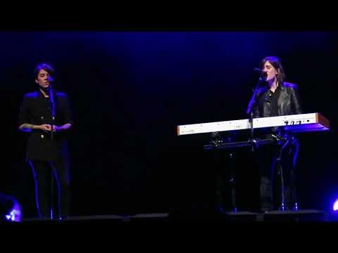 Tegan and Sara - Bad Ones - Calgary, 30th October 2017