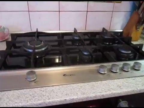 Моя плита-1. Варочная газовая панель. Минусы и плюсы