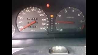 Subaru Legacy 2.5 теряет обороты, глохнет 2