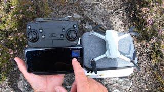 Eachine EX5 Great Beginner quad GPS Optical Flow Brushless Budget Priced DJI Mini Clone