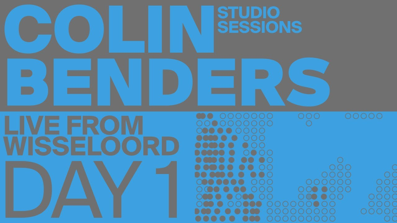 Colin Benders Live from Wisseloord - Day 1