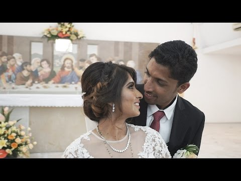Thiaga & Jeaneta | Malaysia Church Wedding Cinematography Video