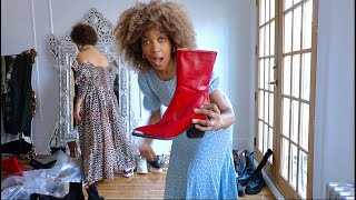 BLOW OUT SHOE PURGE!! HOW TO P…