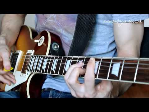 How to play Power Chords on guitar | Beginners Rock guitar Lesson