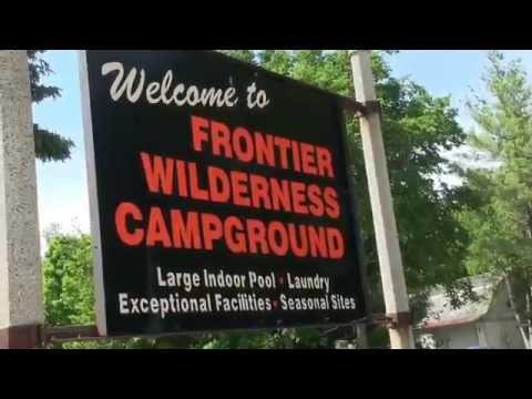 Door County Camping And Rv Frontier Wilderness