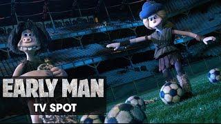"Early Man (2018 Movie) Official TV Spot – ""Secret Weapon"" - Eddie Redmayne, Tom Hiddleston"