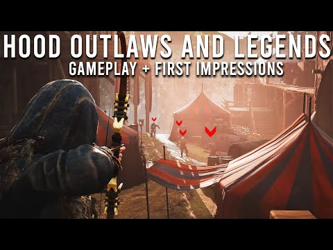 Hood Outlaws and Legends - Gameplay and First Impressions |