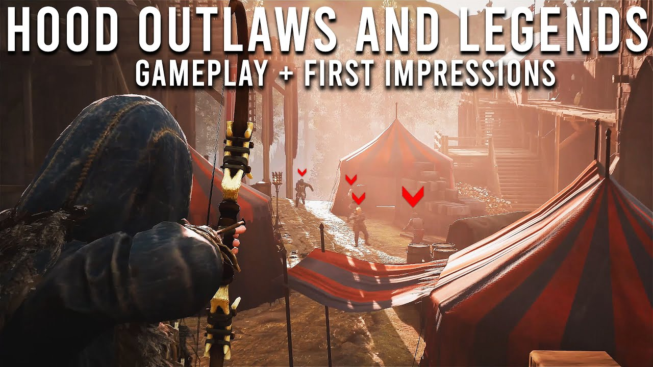 Hood Outlaws and Legends - Gameplay and First Impressions