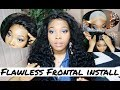 SECRETS REVEALED | SLAY YOUR FRONTAL WIG STOCKING CAP METHOD