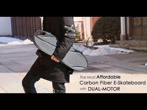 KingKong Pro, Most Affordable Dual-Motor E-Skateboard