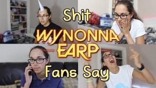 Shit Wynonna Earp Fans Say