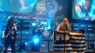 Black Label Society - In This River @ o2 Apollo, Manchester, United Kingdom, 2011-02-22