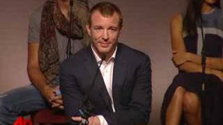 Guy Ritchie Skirts Around Personal Questions