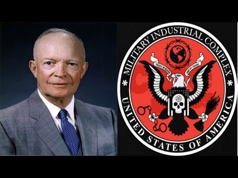 Interesting History - Speeches - Military Industrial Complex Warning