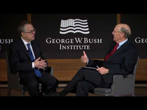 The Catalyst interviews Michael Gerson