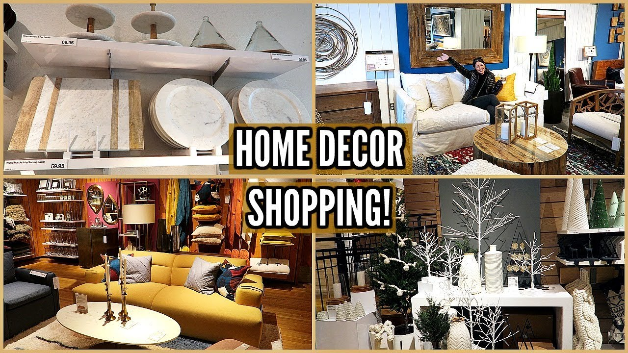 Home Decor Ping Pottery Barn