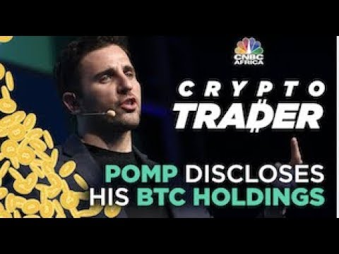POMP discloses his Bitcoin holdings!