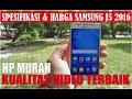 Review Spesifikasi dan Harga Samsung J5 2016