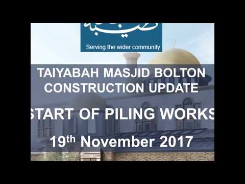 CONSTRUCTION UPDATE AT