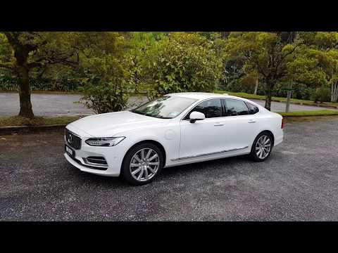 2018 Volvo S90 T8 Inscription Full In Depth Review | EvoMalaysia.com