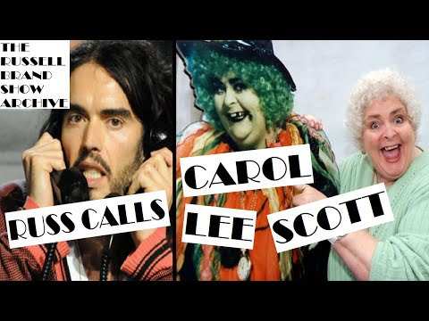 Carol Lee Scott Grotbags   The Russell Brand
