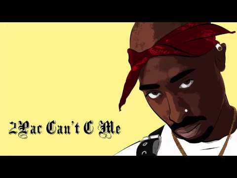 2Pac Can't C Me(mp3)+Download