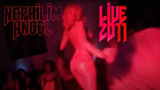 Lady Alchemy Nephilim Angel  Live 2011