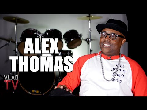 "Alex Thomas on Ja Rule Being Mad at Him for 50 Cent's ""Back Down"" Skit"