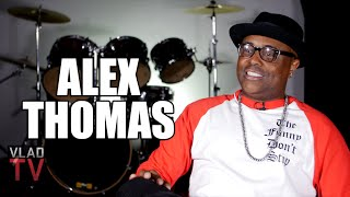 Alex Thomas on Ja Rule Being Mad at Him for 50 Cent's