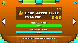 Baixar - Geometry Dash Base After Base Full Ver All Coin Partition Grátis