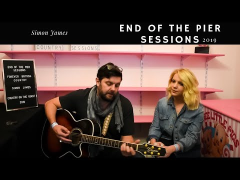 Simon James - End Of The Pier Sessions