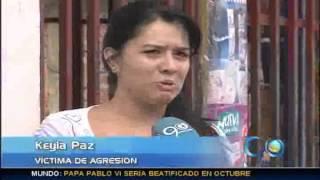 Mayo 6 de 2014. Habitantes de Puertas del Sol denuncian agresión de la Policía