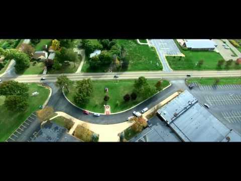 DJI Phantom 3 x Copley High School