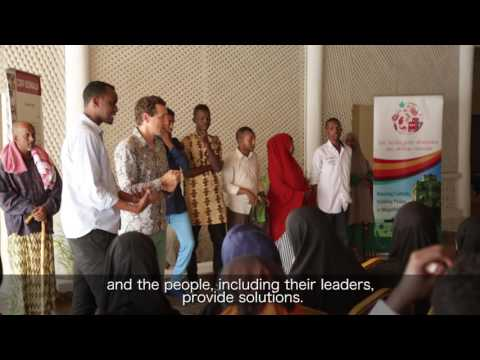 Reviving Culture, Building Peace _ theatre of the oppressed in Mogadishu