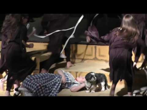 St John Fisher School Production -  Wizard of Oz 2013