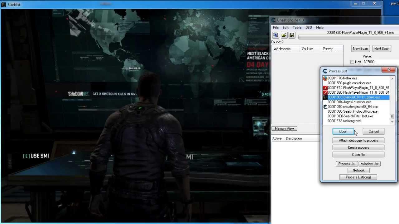 Splinter Cell: Blacklist MONEY CHEAT/HACK - YouTube
