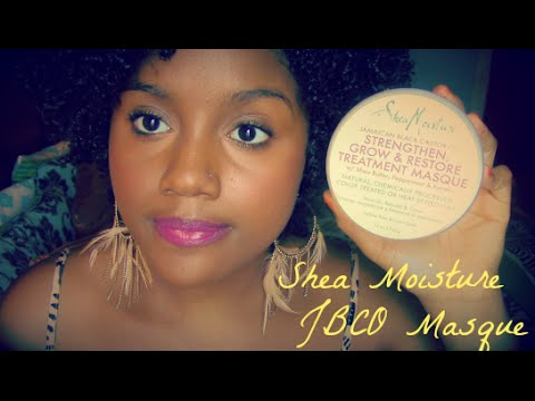 Buyer Beware  | Shea Moisture Jamaican Black Castor Oil Treatment Masque (Demo/First Impression)