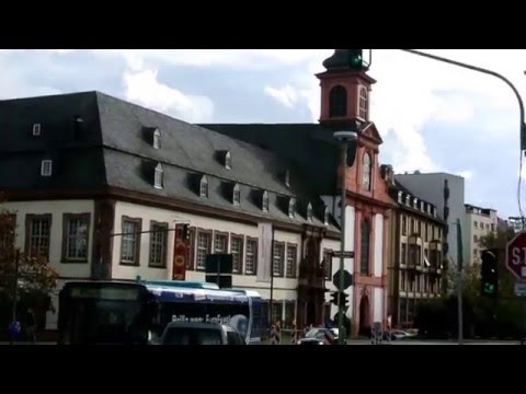 Things to do in Frankfurt Germany Trip 2016.